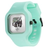 Paisley Elephant Design Girly Chic Watch