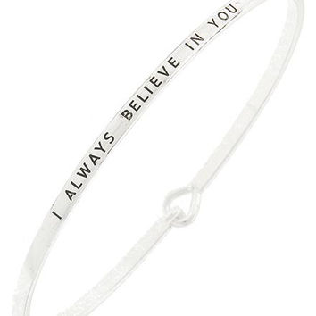 Being Bangles - 6 Messages to Choose From
