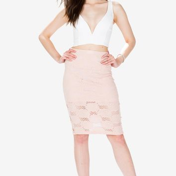 Age Of Innocence Crochet Skirt