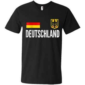 Germany Soccer Jersey Style Shirt for Fussball 2018