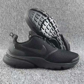 NIKE V3 Casual Sports Shoes running shoes Sneakers Pure black H-CSXY