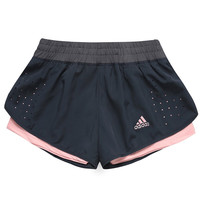 Adidas women's running shorts, yoga, leisure, tennis, shorts, shorts, Training Shorts