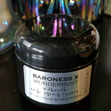 May SALE 40% OFF - Wunderbust Natural Anti-Aging Cream - A Décolletage and Face Potion (Vegan)