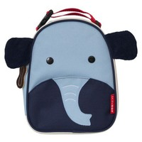 Skip Hop Zoo Lunchie Insulated Lunch Bag - Elephant