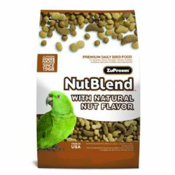 Zupreem Nut Blend Flavor for Birds 17.5 pound