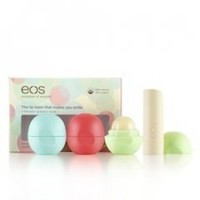 Amazon.com: EOS Organic Lip Balm - 4 PACK SET: Health & Personal Care