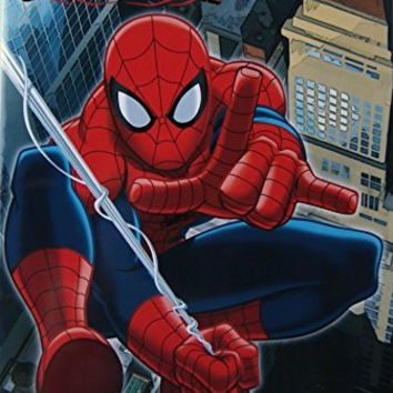 Spider-man Giant Coloring and Activity Book
