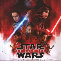 Star Wars The Last Jedi Movie Poster 22x34