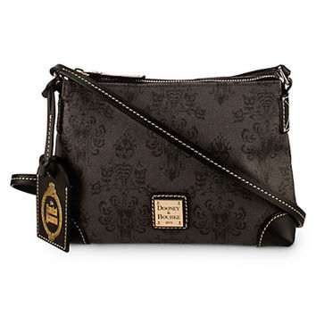 Disney Parks Dooney & Bourke Haunted Mansion Crossbody New with Tags