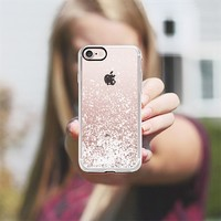 white sparkly day iPhone 7 Carcasa by Marianna   Casetify