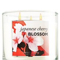 14.5 oz. 3-Wick Candle Japanese Cherry Blossom