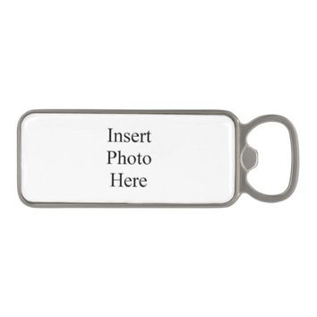 Personalized Magnetic Bottle Opener