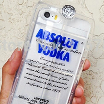 Vodka iPhone Case