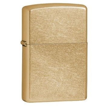 Zippo Gold Dust Brushed Finish Lighter
