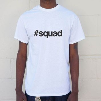 Hashtag Squad Men's T-Shirt