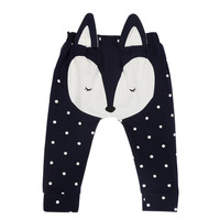 Baby Boys Girls Cotton Pants Kids Clothing Baby Long Trousers Baby Girl Harem Pants Baby Clothing