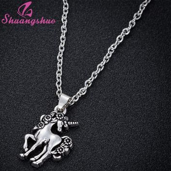 Unicorn Necklaces & Pendants Unicorn Jewelry