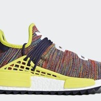 "Adidas x Pharrell Williams ""Human Race"" NMD Multi AC7360 Men Size US 7.5 NEW"