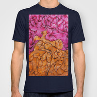 Woven Together T-shirt by DuckyB (Brandi)