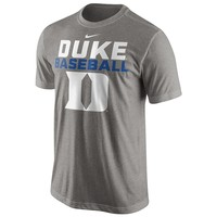 Nike Duke Blue Devils Baseball Team Issue Legend Tee 1.4