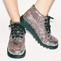 Lazy Oaf |  X Kickers Kick Lazy Glitter - Multi
