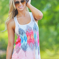 Summer Sunshine Tank