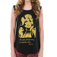 Dolly Parton Muscle Tee