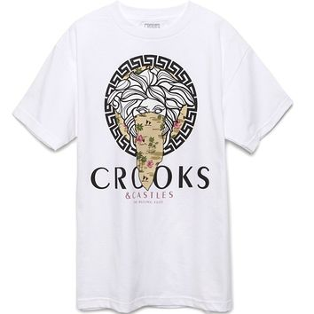 Crooks and Castles OG Medusa T-Shirt - Mens Tee