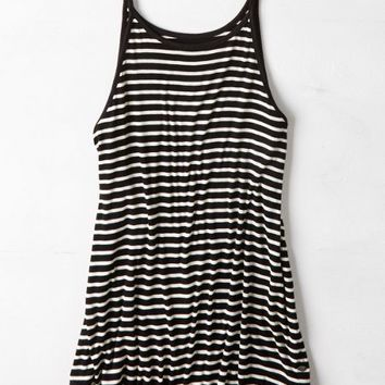 AEO Women's Soft & Sexy Striped Jegging Tank
