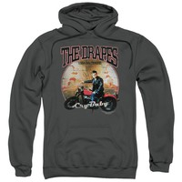 Cry Baby - Drapes Adult Pull Over Hoodie