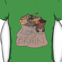 Loki's Brain Women's T-Shirt
