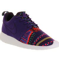 Nike Roshe Run W Purple Dynasty Mp Qs - Unisex Sports