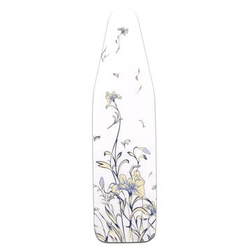 Household Essentials Ultra Ironing Board Cover Iris