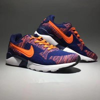 """Nike Air Pegasus 92/16"" Sport Casual Unisex Multicolor Flywire Sneakers Couple Running Shoes"