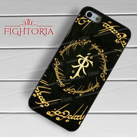 symbol of LOTR-NY for iPhone 6S case, iPhone 5s case, iPhone 6 case, iPhone 4S, Samsung S6 Edge