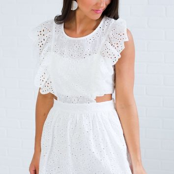 sweet dreams lace dress - ShopRiffraff.com