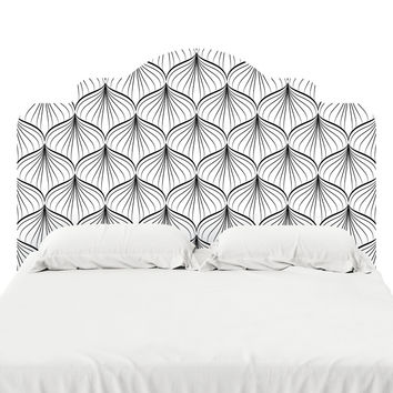 Michaelis Headboard Decal