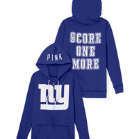 New York Giants Full-Zip Hoodie