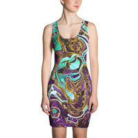 Pattern LXXVIII - Sublimation Cut & Sew Dress - Microfiber yarn