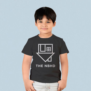 Kids T-shirt - The Neighbourhood Logo