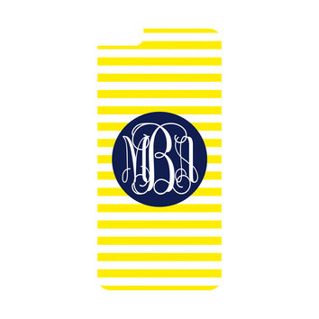 Yellow Stripe iPhone 6/6s Plus Case (Apple)