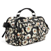 New Look | New Look Sienna Satchel in Daisy Print at ASOS