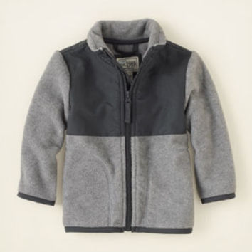 baby boy - outerwear - trail jacket  | Children's Clothing | Kids Clothes | The Children's Place