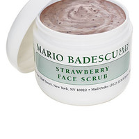 Strawberry Face Scrub