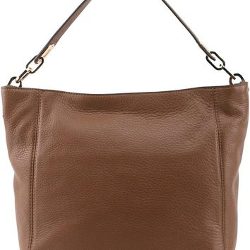 MICHAEL Michael Kors Women's Fulton Medium Slouchy Shoulder Bag