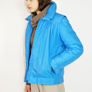 70s Puffer Jacket / S