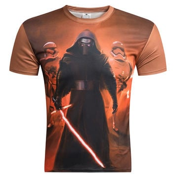 Star Wars T-Shirts 3D Print