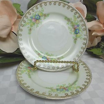 Royal York,Japan China Dinnerware Clinton 2 Bread plate