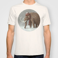 The Ice Age Sucked T-shirt by Terry Fan