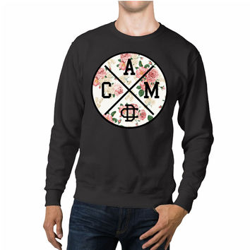 Cameron Dallas c.a.m Floral Unisex Sweaters - 54R Sweater